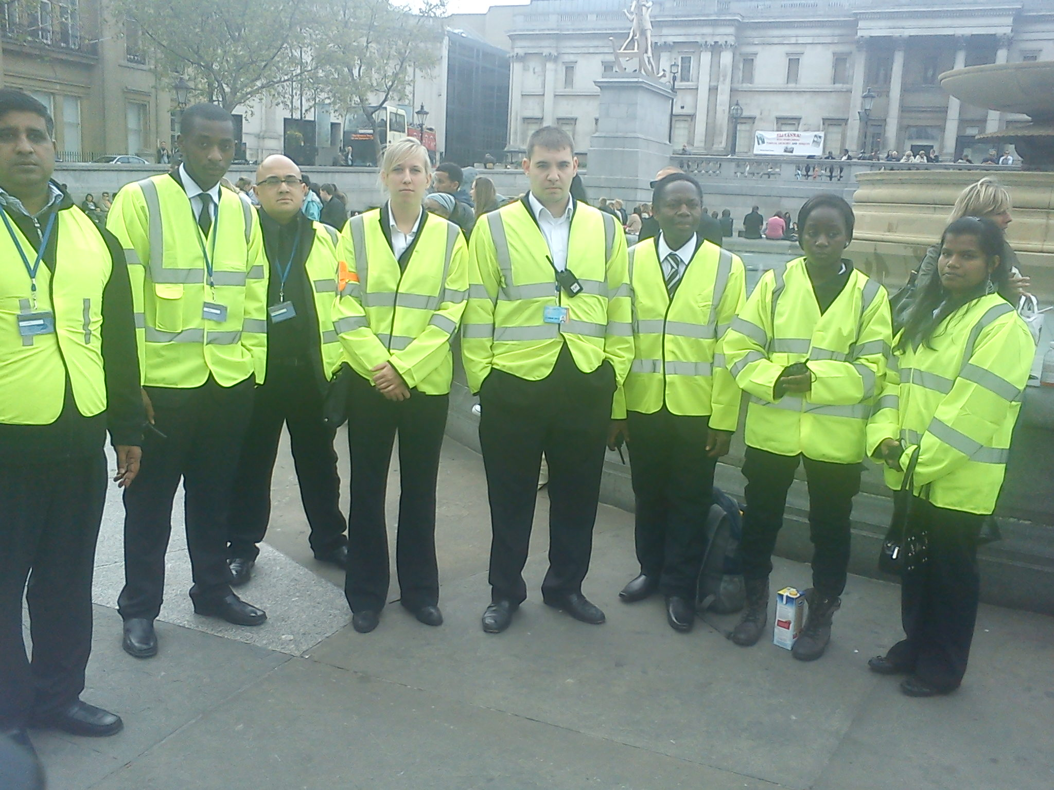 Top Event Security Guard In London