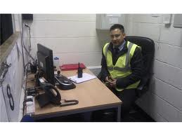 Site security in london